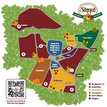 Orchard Map Thumbnail